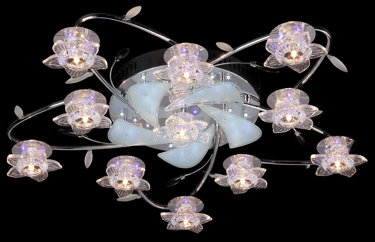 Люстра Natali Kovaltseva 10298/11C CHROME10298/11C CHROMED76 x H11.5 cm