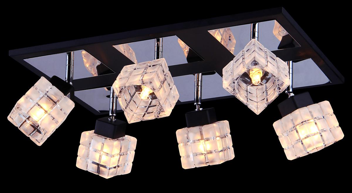 Светильник Natali Kovaltseva 10708/6C WENGE10708/6C WENGEL56 x W40 x H16 cm