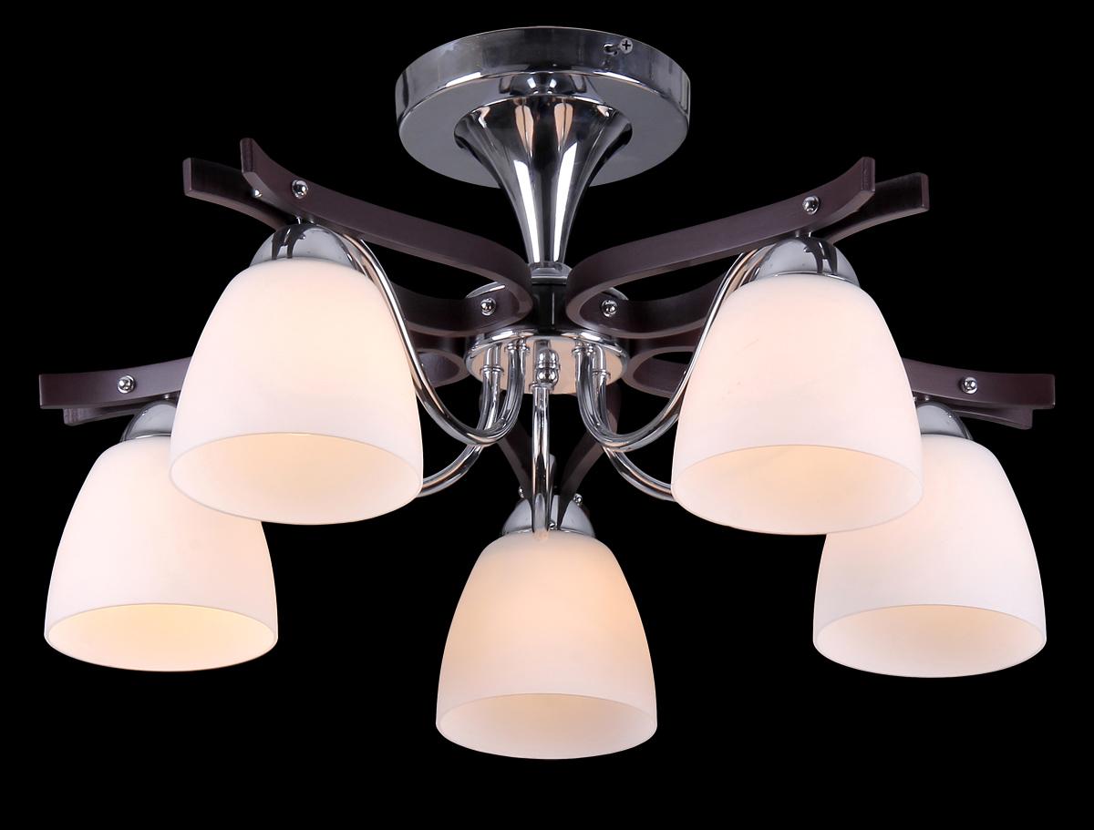 Светильник Natali Kovaltseva 10859/5C PALISANDER10859/5C PALISANDERD58 x H28 cm
