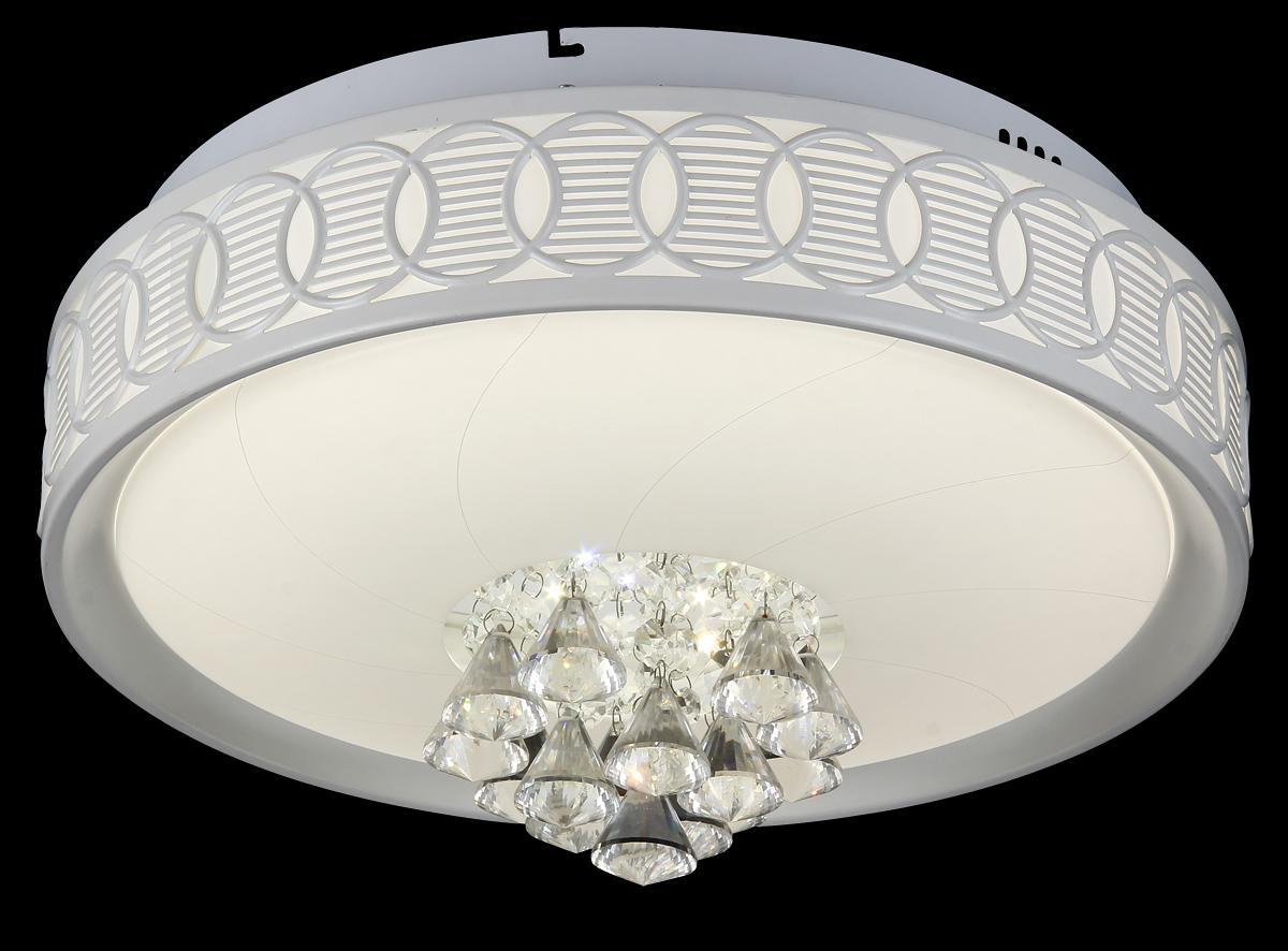 Люстра Natali Kovaltseva 11152/24C CHROME, LED11152/24C CHROME, LEDD48 x H31,6 cm