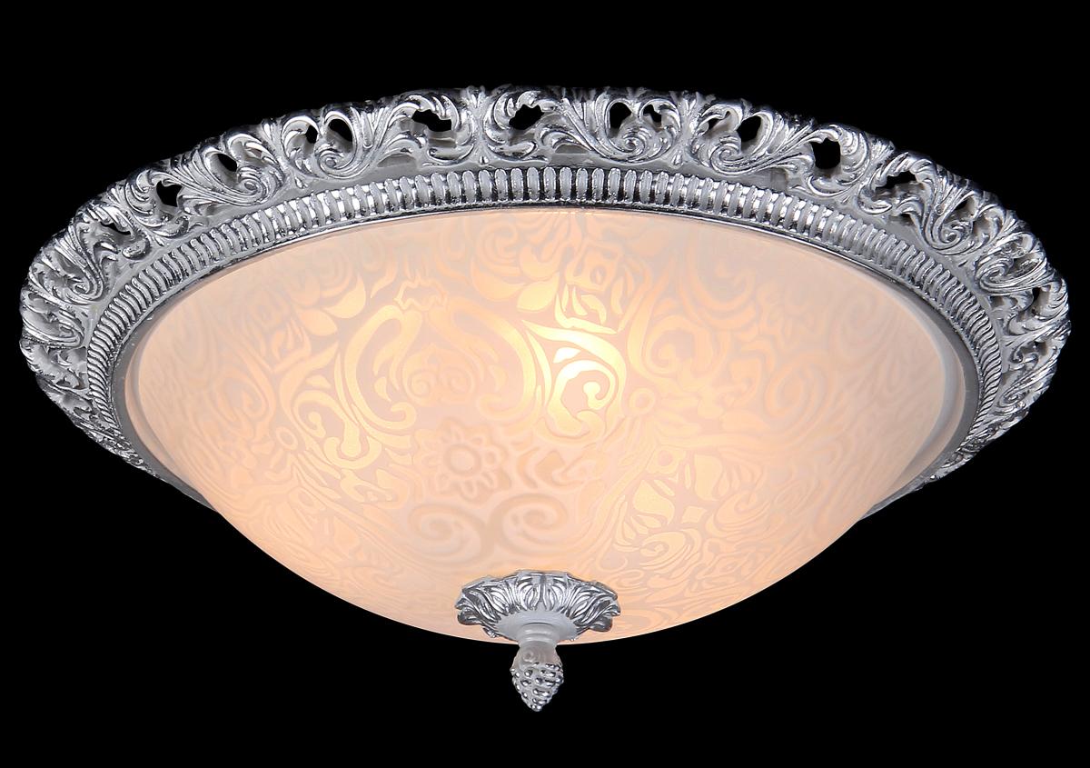 Светильник Natali Kovaltseva Gisele 10435/3С WHITE SILVERGisele 10435/3С WHITE SILVERD39 x H16 cm