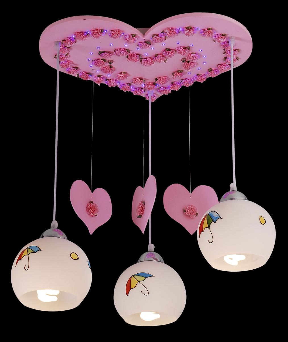 Светильник Natali Kovaltseva HEART 10571/3C (1180)HEART 10571/3C (1180)W45 x L43 x H60 cm