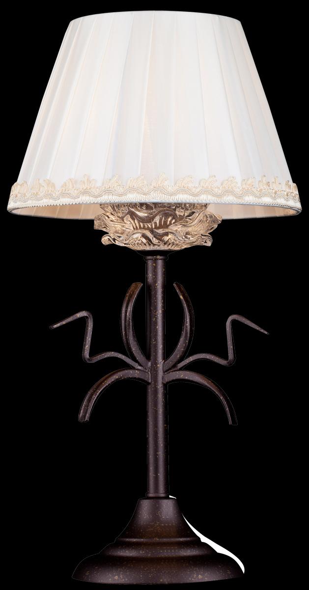 Настольная лампа Natali Kovaltseva SAMANTA 11391/1 BROWN COPPER GOLDSAMANTA 11391/1 BROWN COPPER GOLDL22 x W22 x H44 cm
