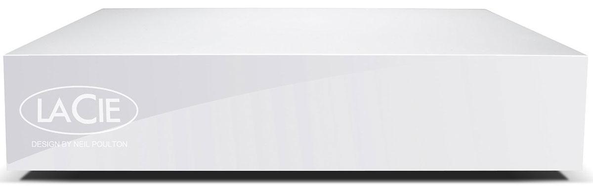 LaCie CloudBox 4TB сетевое хранилищеLAC9000345EKLaCie CloudBox - это накопитель на жестком магнитном диске, который позволяет быть всегда на связи. Вся ваша музыка, фильмы, фотографии и многое другое будут доступны на всех устройствах. Установка не займет много времени: один разъем, один щелчок - и все готово. Это очень просто. Все файлы, распределенные по разным устройствам отныне будут расположены в одном месте. Общий доступ к файлам в домашней сети еще никогда не был таким простым. Храните файлы в папке Family для совместного доступа семьи, или создайте частные папки для личных данных с ограниченным доступом. Обмен происходит также и вне дома. Дайте друзьям и родственникам легкий доступ к файлам со своего компьютера или мобильного устройства. Наслаждайтесь музыкой, фото и файлов с любого девайса или подключенного к домашней сети устройства. Интерфейс: Gigabit Ethernet (сеть Attached Storage) Совместимость с Xbox 360, Playstation 3, подключенного к сети ТВ, ПК или Mac, планшета...