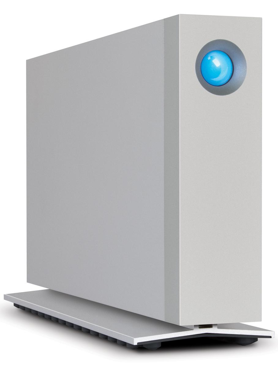 LaCie d2 Thunderbolt 2 6TB внешний жесткий дискLAC9000472EKЖёсткий диск LaCie d2 Thunderbolt 2 поможет вам быстрее справиться с работой благодаря наличию двух интерфейсов: Thunderbolt 2 и USB 3.0 - а также благодаря скорости в 7200 оборотов в минуту. Инженеры позаботились также о том, чтобы сделать ваше рабочее место более удобным: передовой алюминиевый корпус unibody заметно снижает уровень вибрации и шума. Два порта Thunderbolt 2 позволяют последовательно подключить до шести устройств к одному порту Thunderbolt на компьютере Mac. Это означает, что вы сможете подключить до пяти дисков LaCie d2 и плюс к тому дисплей 4K, хотя на iMac есть только один порт Thunderbolt 2. Вы получаете впечатляющую расширяемость и удобство работы с устройствами, поддерживающими разрешение 4K. Кроме того, благодаря обратной совместимости портов USB 3.0 и Thunderbolt 2, подключённые устройства всегда работают на максимальной скорости, которую допускает ваш компьютер. В процессе модернизации диска d2 специалисты LaCie огромное...