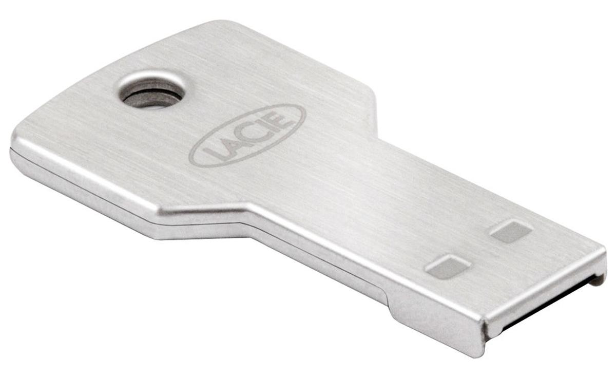 LaCie PetiteKey 16GB USB-накопитель9000347LaCie PetiteKey - флэш-накопитель с интерфейсом USB 2.0. Модель заключена в прочный металлический корпус, защищённый от царапин и влаги. Также имеется возможность ношения на связке с ключами.