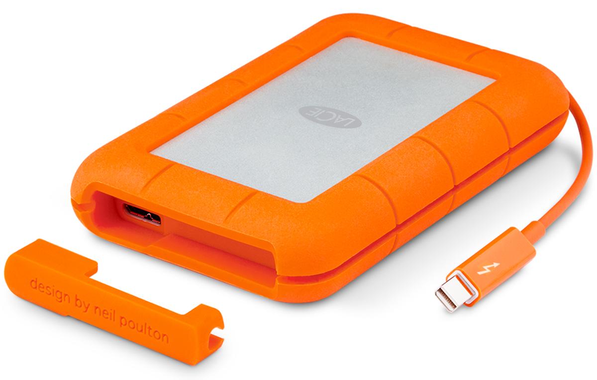 LaCie Rugged Thunderbolt 1TB внешний жесткий диск