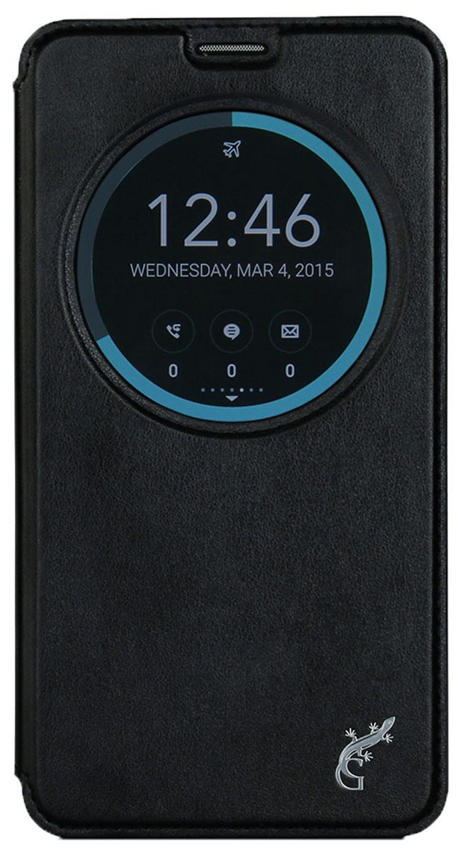 G-Case Slim Premium чехол для Asus Zenfone 2 Laser (ZE601KL), BlackGG-670Чехол G-Case Slim Premium для Asus Zenfone 2 Laser (ZE601KL) - это стильный и лаконичный аксессуар, позволяющий сохранить устройство в идеальном состоянии. Надежно удерживая технику, обложка защищает корпус и дисплей от появления царапин, налипания пыли. Имеет свободный доступ ко всем разъемам устройства.