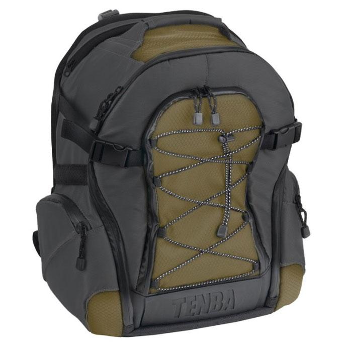 Tenba Shootout Backpack Medium, Black Olive ������ ��� ����������������