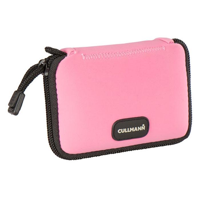Cullmann CU-91140 Shell Cover Compact 100, Pink чехол для фотокамерыEP-010904Стильная сумка Cullmann Shell Cover Compact 100 выполнена из мягкого неопрена, который обеспечивает оптимальную защиту вашего устройства. Мягкая подкладка для безопасности дисплея Подходит для фотоаппаратов, видеокамер, мобильных телефонов, MP3-плееров
