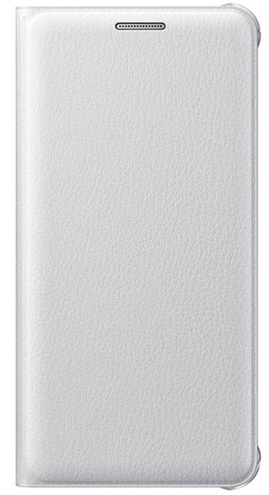 Samsung EF-WA310 Flip Wallet чехол для Galaxy A3 (2016), WhiteEF-WA310PWEGRUЧехол-книжка Samsung Flip Wallet для Galaxy A3 (2016) защищает корпус устройства от внешних повреждений. Высококачественные материалы обеспечат долгий срок службы как чехла, так и смартфона. Эргономичный дизайн сделает использование гаджета еще более удобным, а тонкие формы не увеличивают размеры устройства. Чехол имеет свободный доступ ко всем разъемам и кнопкам устройства.