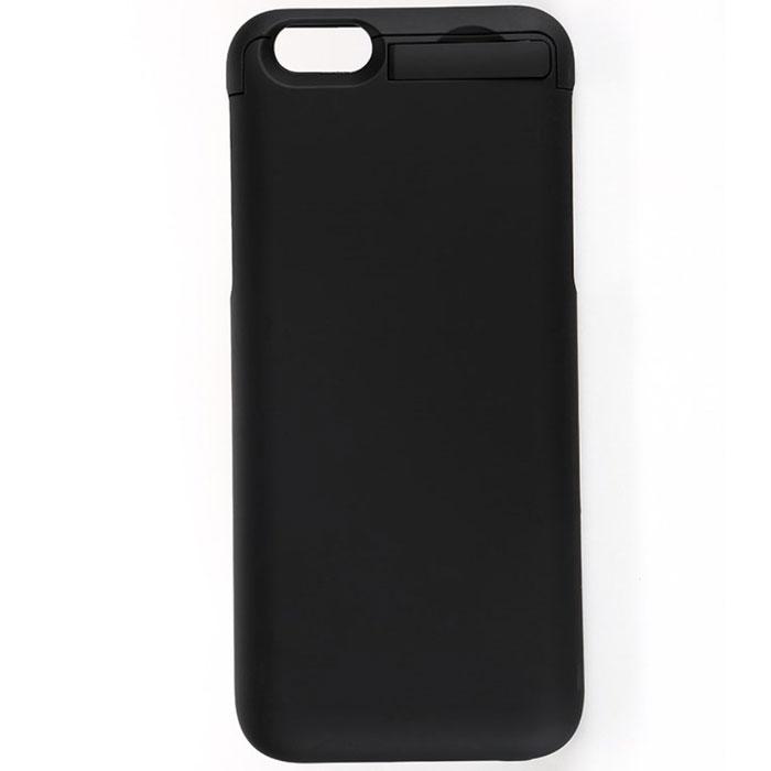 EXEQ HelpinG-iC09, Black чехол-аккумулятор для iPhone 6 (3300 мАч, клип-кейс)HelpinG-iC09 BLПодбираете надежный и стильный чехол для своего любимого смартфона? Предлагаем рассмотреть уникальное предложение и купить чехол-аккумулятор Exeq HelpinG-iC09. Лаконичный дизайн, практичная цветовая гамма, надежная защита и дополнительный аккумулятор с емкостью в 3300 мАч. Такой уникальный чехол не только обеспечит высокую степень защиты вашему iPhone 6, но и гарантирует его бесперебойную работу в течение длительного времени. Удобная конструкция чехла-аккумулятора Exeq HelpinG-iC09 создана таким образом, чтобы практически полностью повторять контуры телефона и совсем незначительно увеличивать его габариты и вес. Идеальное совмещение всех разъемов на телефоне и чехле позволит не вынимать телефон из чехла длительное время. Зарядка Exeq HelpinG-iC09 происходит от зарядного устройства телефона – достаточно просто подсоединить устройство к чехлу. Для зарядки телефона, его также не нужно извлекать из чехла – просто подключите зарядное к чехлу и нажмите кнопку...