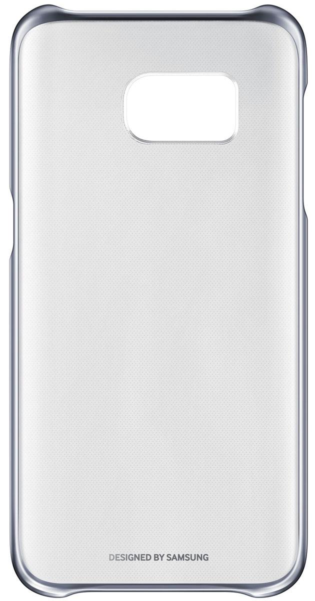 Samsung EF-QG930 Clear Cover чехол для Galaxy S7, BlackEF-QG930CBEGRUSamsung EF-QG930 Clear Cover – прозрачная накладка на заднюю крышку смартфона Samsung Galaxy S7. Тонкий чехол практически не увеличивает размеров смартфона, сохраняя его оригинальный внешний вид и защищая от пыли, грязи и повреждений. Уважаемые клиенты! Обращаем ваше внимание, что данный чехол имеет специальное защитное покрытие под транспортировочной плёнкой в виде тонкой дополнительной плёнки, являющееся неотъемлемой частью крышки и которое нанесено с помощью специального клея. Отделение данного слоя не предусмотрено производителем, и может привести к повреждению аксессуара.