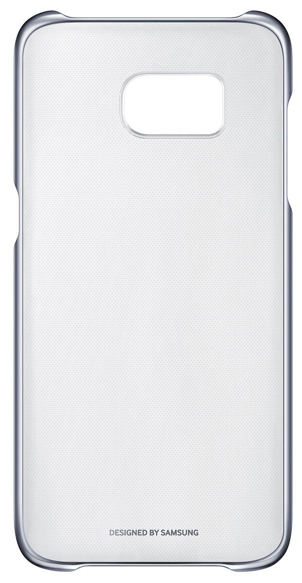 Samsung EF-QG935 Clear Cover чехол для Galaxy S7 Edge, BlackEF-QG935CBEGRUSamsung EF-QG935 Clear Cover - прозрачная накладка на заднюю крышку смартфона Samsung Galaxy S7. Тонкий чехол практически не увеличивает размеров смартфона, сохраняя его оригинальный внешний вид и защищая от пыли, грязи и повреждений. Уважаемые клиенты! Обращаем ваше внимание, что данный чехол имеет специальное защитное покрытие под транспортировочной плёнкой в виде тонкой дополнительной плёнки, являющееся неотъемлемой частью крышки и которое нанесено с помощью специального клея. Отделение данного слоя не предусмотрено производителем, и может привести к повреждению аксессуара.
