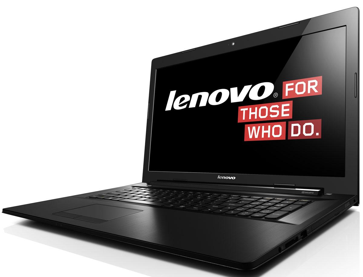 Lenovo IdeaPad G70-35, Black (80Q5004PRK)