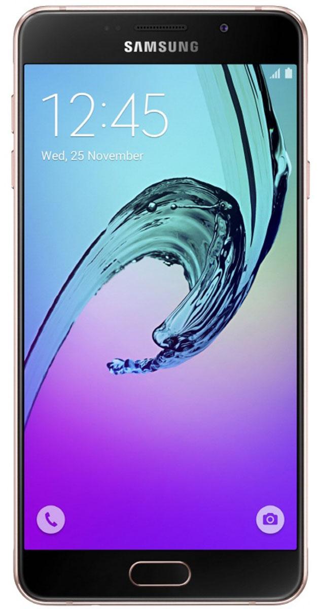 Samsung SM-A310F Galaxy A3, Pink GoldSM-A310FEDDSERSamsung SM-A310F Galaxy A3 - стильное мобильное устройство из стекла и металла сделает вашу жизнь комфортнее благодаря эргономичному дизайну, мощному аккумулятору, поддержке быстрой зарядки, усовершенствованной камере, улучшенному процессору и поддержке LTE. Премиальный дизайн, надежность и великолепие стекла Gorilla Glass. Оцените комфортный просмотр изображений на экране с более тонкой рамкой. Четырехъядерный процессор Exynos 7578 с частотой 1,5 ГГц обеспечивает быстрый доступ к любимым приложениям и великолепную поддержку в режиме многозадачности. Фронтальная и основная камеры с диафрагмой F1.9 - это всегда яркие и четкие снимки даже в условиях низкой освещенности. Благодаря быстрому запуску камеры двойным нажатием кнопки Домой вы не упустите самые важные моменты вашей жизни. Для создания отличных селфи предусмотрено сразу несколько удобных функций - например, Palm Selfie, с помощью которой можно управлять камерой жестом,...