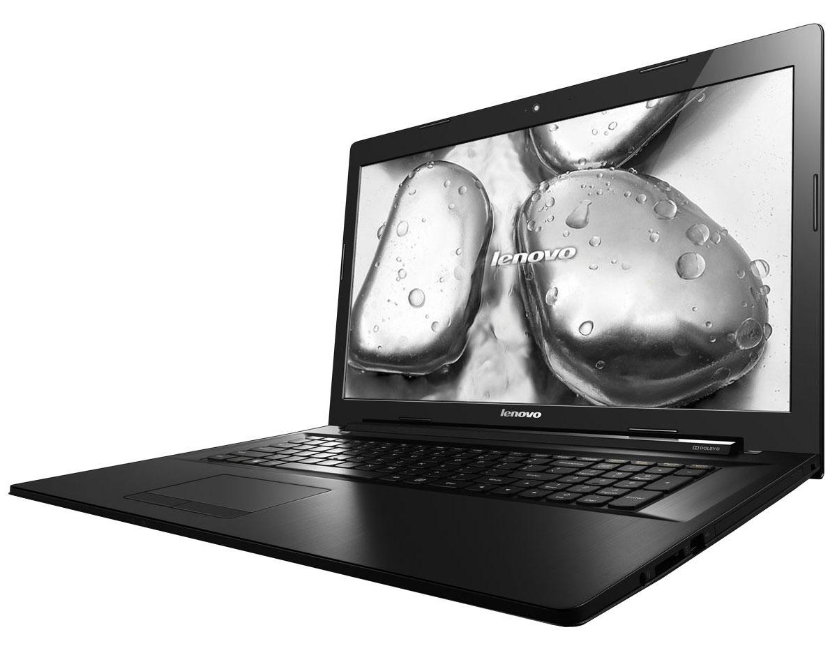Lenovo IdeaPad G70-80, Black (80FF00KNRK)80FF00KNRKНоутбук Lenovo G7080 поможет вам освободить рабочий стол. G7080 - это компактный ноутбук с возможностями настольного ПК. 17,3-дюймовый дисплей стандарта HD+: Ноутбук Lenovo G7080 с ярким и сочным 17,3-дюймовым экраном HD+ (1600 x 900) - это идеальный выбор для игр, фильмов и видео. Динамики с поддержкой технологии Dolby Advanced Audio: Технология Dolby Advanced Audio гарантирует эффект погружения и объемный звук - неважно, смотрите вы презентацию или фильм. Эта технология позволяет улучшить чистоту звука для приложений VOIP, максимально увеличить громкость без потери качества и наслаждаться кристально четким звуком при просмотре фильмов. Сенсорная Multitouch-панель: Сенсорная панель, оптимизированная для работы в Windows, позволяет переключаться между панелью чудо-кнопок и приложениями, а также осуществлять поворот, масштабирование и навигацию посредством простых жестов. Клавиатура AccuType: ...