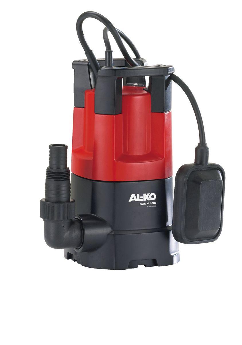 Насос погружной AL-KO SUB 6500 Classic112820для чистой воды надежность, удобство, мощность.