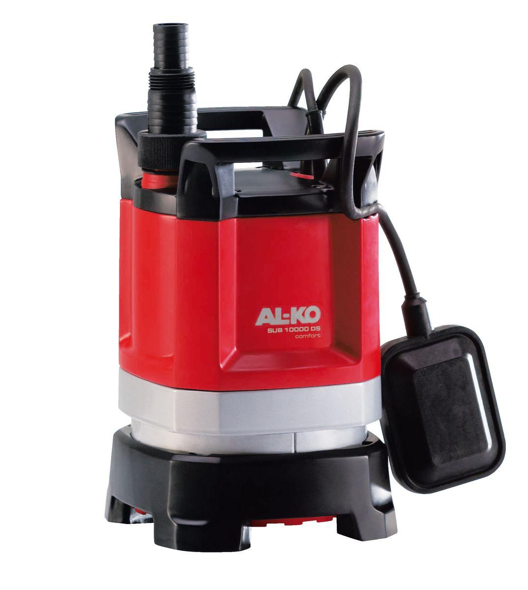 Насос погружной AL-KO SUB 10000 DS Comfort112823Погружной насос AL-KO SUB 10000 DS Comfort обладает такими качествами, как надежность, комфорт и мощность. Не подверженные ржавчине стальные валы, не требующие смазки и техобслуживания шарикоподшипники, трехслойный сальник и прочный корпус обеспечивают погружному насосу надежность и долговечность. К универсальному разъему можно подключить любой стандартный шланг. Выпускное отверстие в верхней части насоса обеспечивает оптимальное охлаждение двигателя в режиме откачивания воды до минимального уровня. С помощью свободно регулируемого держателя поплавкового выключателя можно легко и быстро установить его на выбранном вами уровне для автоматического включения и выключения насоса. С погружным насосом у вас есть выбор: благодаря регулируемому основанию и большим впускным отверстиям можно не только быстро перекачать большой объем воды, но и откачать воду до минимального уровня - около 3 мм. Вид привода: электрический. Откачивание до минимального уровня: 3 мм. Длина...
