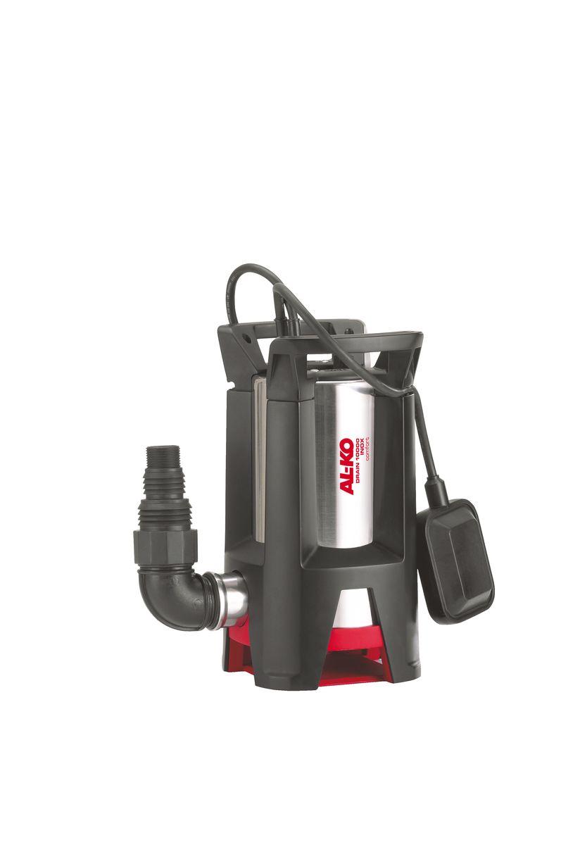 Насос погружной AL-KO Drain 10000 Inox Premium112827для грязной воды Компактный, мощный и надежный.