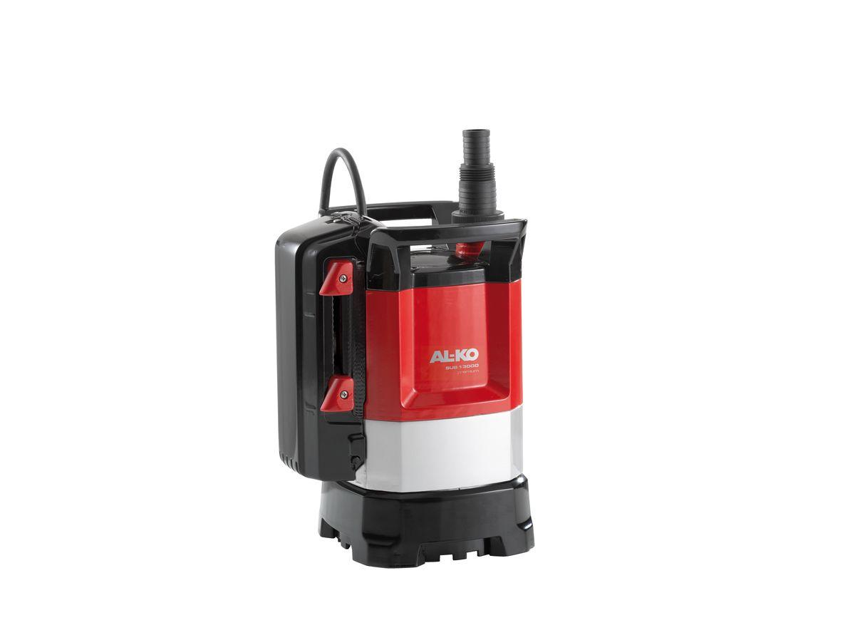 Насос погружной AL-KO SUB 13000 DS Premium112829Погружной насос AL-KO SUB 13000 DS Premium обладает такими качествами, как надежность, комфорт и мощность. Не подверженные ржавчине стальные валы, не требующие смазки и техобслуживания шарикоподшипники, трехслойный сальник и прочный корпус обеспечивают изделию надежность и долговечность. С погружным насосом AL-KO SUB 13000 DS Premium у вас есть выбор: благодаря регулируемому основанию и большим впускным отверстиям можно не только быстро перекачать большой объем воды, но и откачать воду до минимального уровня - около 3 мм. Вид привода: электрический. Откачивание до минимального уровня: 3 мм. Длина кабеля: 10 м. Мощность: 650 Вт. Максимальная глубина погружения: 5 м. Максимальная высота всасывания: 8 м. Максимальный объем подачи: 10500 л/час. Диаметр выходного отверстия: 1,25.