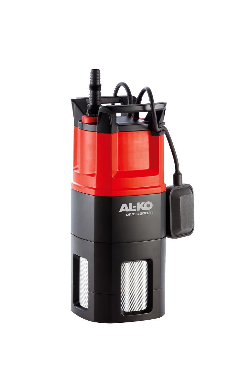 Насос скважинный AL-KO DIVE 6300/4 Premium113037глубинный насос Большой напор и высокая производительность.