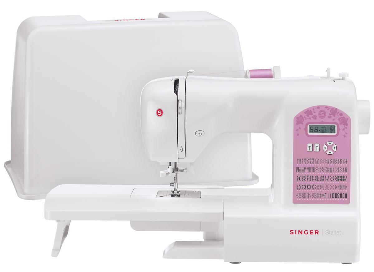 Singer 6699 швейная машина