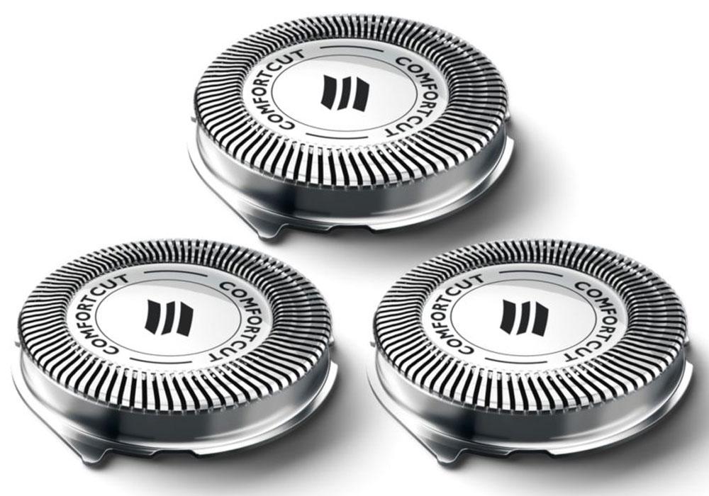 Philips SH30/50 бритвенные головки, 3 шт
