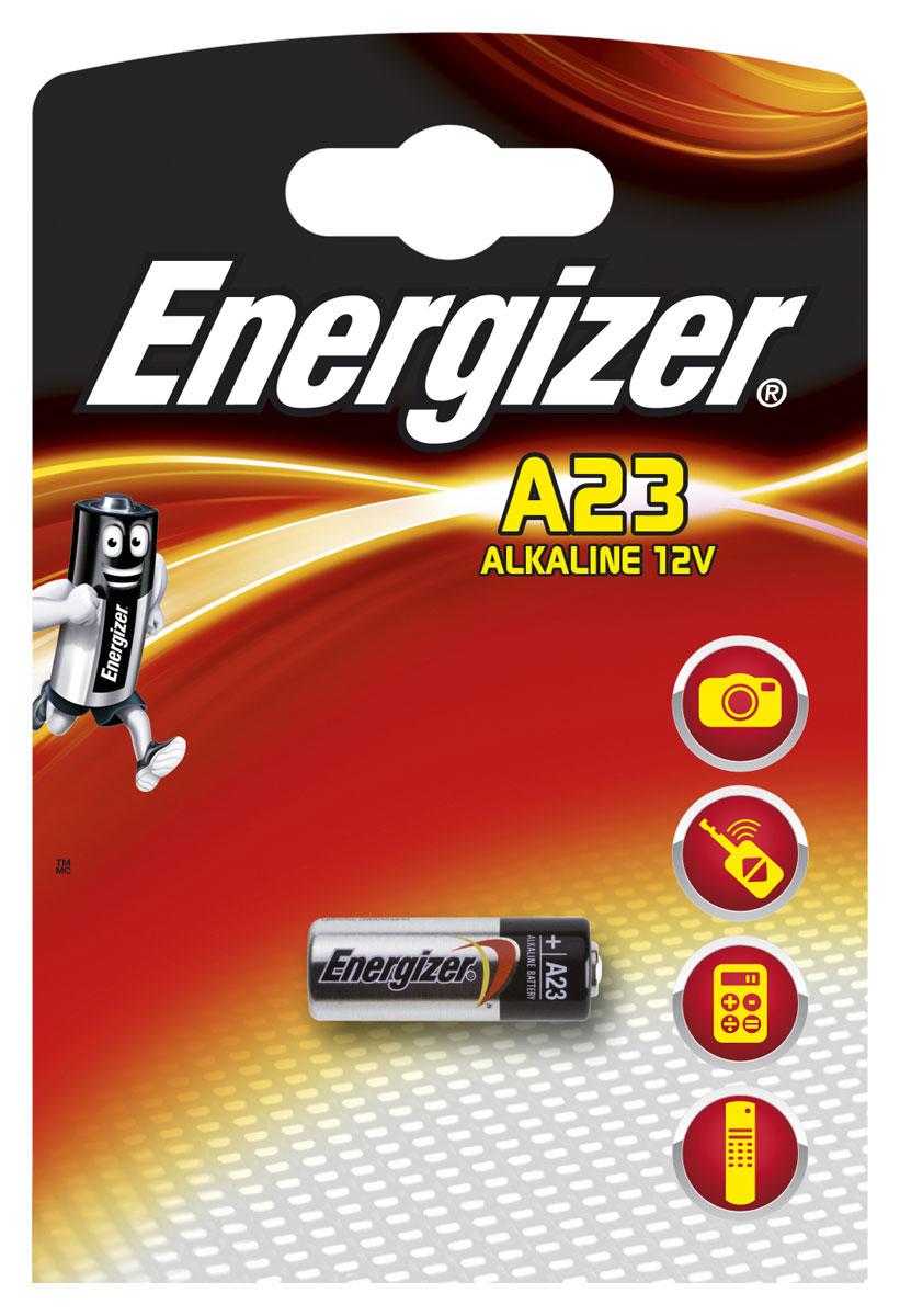 Батарейка Energizer Alkaline, тип A23, 12V639315/608305Батарейка Energizer Alkaline предназначена для электронных устройств. Устанавливается в электронные игры и игрушки, устройства личной гигиены, калькуляторы, электронные ежедневники и книги, системы бесключевого доступа, системы открывания гаражных ворот, цифровые термометры, тонометры и бытовые медицинские приборы.