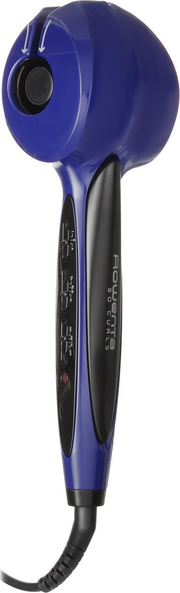 Rowenta CF3611D0 So Curls плойкаCF3611D0Автоматическая плойка для волос Rowenta So Curls с тремя температурными режимами, выбором направления вращения, системой оповещения о готовности локона. Технология автоматической завивки локона Нагрев до нужной температуры за 30 секунд Покрытие керамика-турмалин — естественный блеск ваших волос 3 режима выбора направления вращения, 3 температурных и 4 временных режима