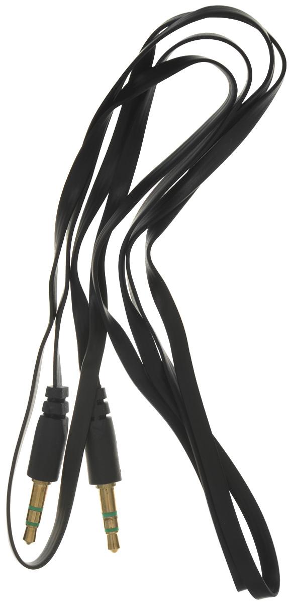 OLTO AUCH-524, Black аудиокабельO00000970Аудиокабель OLTO AUCH-524 используется для подключения вашего устройства к звуковоспроизводящему оборудованию, оснащенному входом AUX.