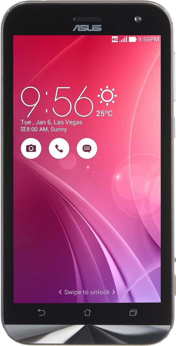 ASUS ZenFone Zoom ZX551ML, Black (90AZ00X1-M00740)90AZ00X1-M00740Asus ZenFone Zoom ZX551ML - это самый тонкий в мире смартфон с системой 3-кратного оптического увеличения. Максимальное же увеличение, доступное с его 10-элементным объективом Hoya, составляет 12 раз. ZenFone Zoom – это смартфон с классическим дизайном, выполненный в тонком (толщина от 5 мм) корпусе, основу которого составляет прочный цельнометаллический каркас. С холодным металлом контрастирует теплая кожаная отделка задней панели. Технологический процесс изготовления корпуса состоит из 201 этапа. Результатом является шедевр, с которым не хочется расставаться всю жизнь. Отличительной особенностью ZenFone Zoom является высококачественная тыловая камера с 3-кратным оптическим увеличением. В рамках технологии PixelMaster в устройстве реализовано множество функций, направленных на повышение качества фотоснимков, включая систему оптической стабилизации изображения, двухцветную вспышку Real Tone и моментальную лазерную автофокусировку, которая...