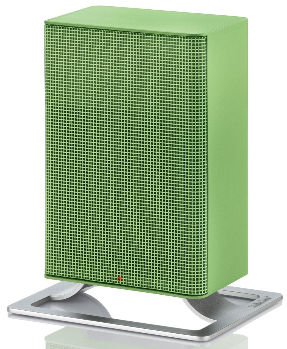 Stadler Form Anna little, Lime керамический обогреватель0802322005479Stadler Form Anna little - стильная модель тепловентилятора, обладающая керамическим нагревательным элементом. Одним из главных преимуществ устройства является то, что оно не сушит воздух, как некоторые приборы аналогичного типа. Пользователи могут выбирать необходимый режим работы: горячий или теплый воздух. Среди привлекательных характеристик прибора стоит также отметить наличие двух ступеней мощности (1200\2000 Вт). Кроме того, рассматриваемая модель тепловентилятора обладает высокой надежностью и безопасностью использования: при опрокидывании или перегреве устройство автоматически отключается, предотвращая возможное возгорание.