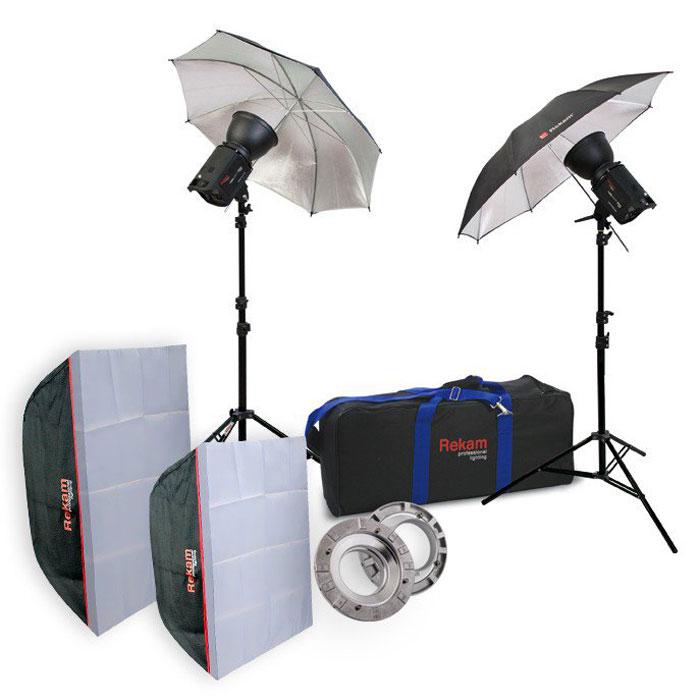 Rekam HaloSuper-1K UB&SB Kit 3 комплект галогенных осветителей