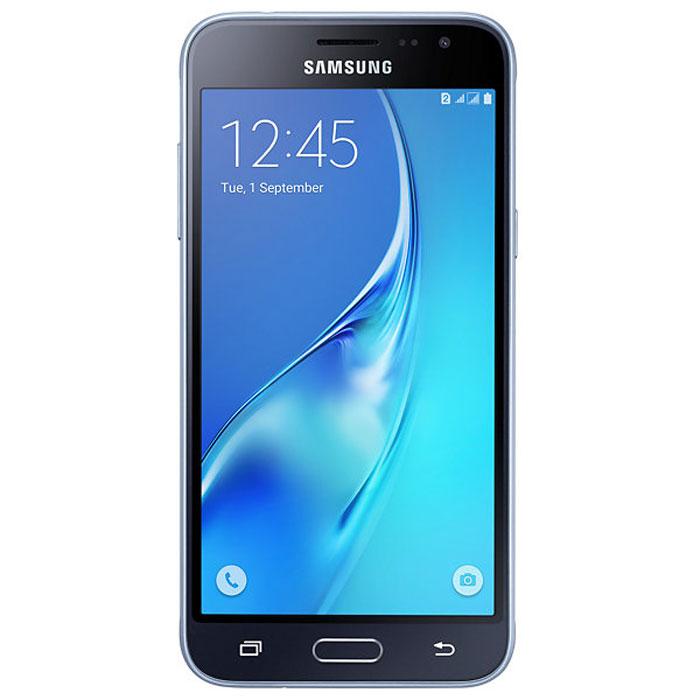 Samsung SM-J320F Galaxy J3, BlackSM-J320FZKDSERSamsung SM-J320F Galaxy J3 отличается более элегантным обновленным дизайном передней панели. Новый дизайн усиливает впечатление от просмотра. Тонкая черная рамка придает эффект глубокого погружения в изображение на экране. При толщине 7,9 мм и ширине 71,05 мм, смартфон Samsung SM-J320F Galaxy J3 выглядит более изящно, приятная на ощупь текстура корпуса подчеркивает элегантность формы и ощущение комфорта при использовании смартфона. Аккумулятор с емкостью 2600 мАч позволит оставаться на связи дольше обычного. При отсутствии возможности подзарядки используйте режим максимального энергосбережения. 4-ядерный процессор и 1,5 ГБ оперативная память обеспечивают мгновенную реакцию смартфона на любые ваши действия. Удобное приложение Smart Manage Простой способ управления основными функциями смартфона: уровень заряда аккумулятора, доступный объем памяти, состояние использования оперативной памяти и безопасность смартфона. ...