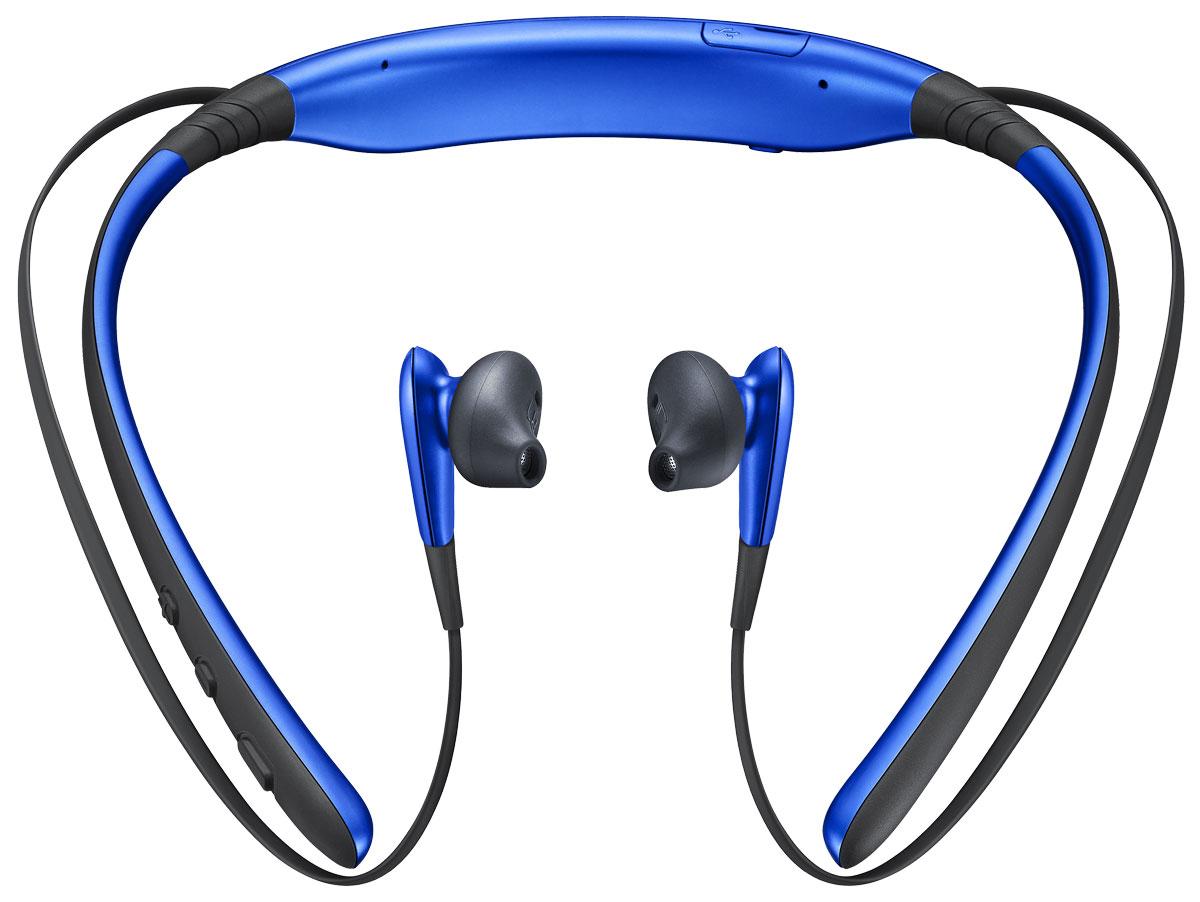 Samsung EO-BG920 Level U, Blue Bluetooth-гарнитураEO-BG920BLEGRUSamsung EO-BG920 Level U - это универсальная беспроводная bluetooth гарнитура, созданная специально для всех активных пользователей мобильных устройств, которые высоко ценят комфорт и удобство в использовании. Главными достоинствами данной модели гарнитуры является ее надежность, эргономичный дизайн и высокое качество воспроизведения звука. Динамики диаметром 12 мм обеспечивают насыщенное и яркое звучание музыки в широчайшем частотном диапазоне. Немаловажным достоинством данной модели является и продвинутая система двойного шумоподавления примененная в микрофоне.