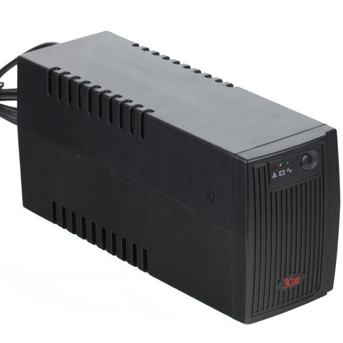3Cott Micropower 650VA/360W линейно-интерактивный ИБП3Cott-650VA-4IEC3Cott Micropower 650VA/360W - линейно-интерактивный ИБП с плавким типом предохранителя обеспечит качественную защиту вашего устройства. Выходной мощности в 650 ВА вполне хватит для игровых и офисных ПК. В данной модели присутствуют звуковая сигнализация, предупреждающая звуковым сигналом о любых изменениях, связанных с работой ИБП (переход в автономный режим работы, низкий заряд батареи и т.п.), и светодиодные индикаторы, каждый из которых отвечает за тот или иной режим работы. Таким образом, пользователь всегда находится в курсе в каком режиме находится источник бесперебойного питания в данный момент. Холодный старт - это особый режим, при котором источник бесперебойного питания, в случае отсутствия напряжения в сети, переходит на режим работы от батареи. Еще одним весомым достоинством 3Cott Micropower 650VA/360W является возможность самостоятельной замены батареи без необходимости использования специальных инструментов. Время...