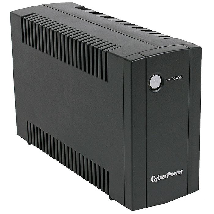 CyberPower UT650E 650VA/360W линейно-интерактивный ИБПUT650ECyberPower UT650E 650VA/360W - источник бесперебойного питания, который обеспечивает надежным резервным электропитанием и защищает ПК и другое электрооборудование от скачков, всплесков, понижений напряжения и других инцидентов в сети электропитания. В производстве ИБП CyberPower используется наиболее высококачественная несгораемая пластмасса, выдающиеся возможности которой минимизируют повреждения ценных активов в случае инцидентов с огнем. Инновационная технология управления зарядом аккумуляторных батарей CyberPower значительно повышает эффективность заряда и срок службы аккумулятора. Настраиваемые звуковые оповещения позволяют пользователям отключать звуковые сигналы для комфортной работы. Линейно-интерактивный ИБП совместим с генераторами, что обеспечивает более обширное применение во время перебоев в электропитании. Встроенный автоматический регулятор напряжения (AVR) повышая или понижая напряжение, не прибегая к работе батареи, стабилизирует...