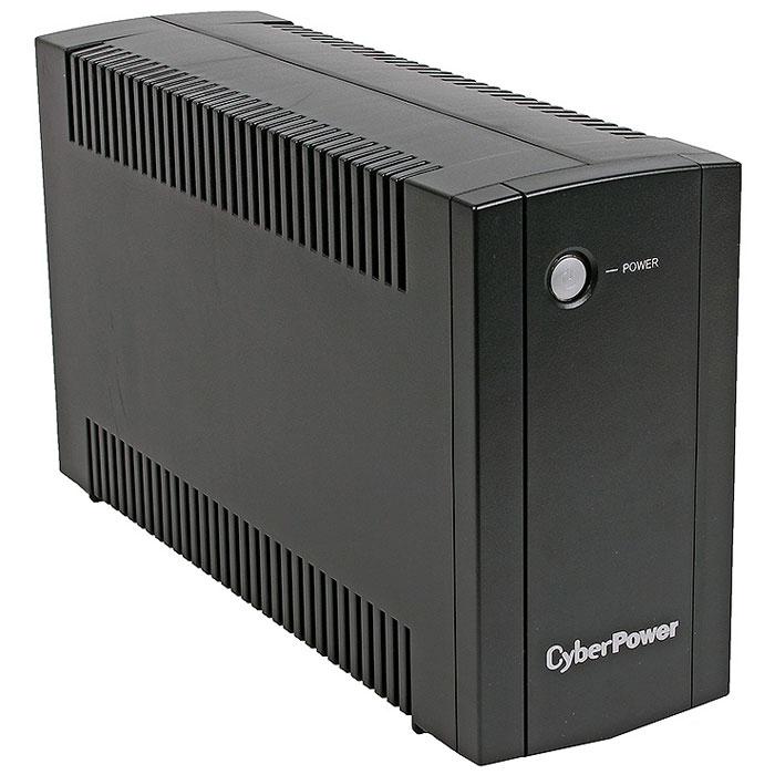 CyberPower UT1050EI 1050VA/630W линейно-интерактивный ИБПUT1050EICyberPower UT1050EI 1050VA/630W - линейно-интерактивный ИБП, который обеспечивает надежным резервным электропитанием и защищает ПК и другое электрооборудование от скачков, всплесков, понижений напряжения и других инцидентов в сети электропитания. В производстве ИБП CyberPower используется наиболее высококачественная несгораемая пластмасса, выдающиеся возможности которой минимизируют повреждения ценных активов в случае инцидентов с огнем. Инновационная технология управления зарядом аккумуляторных батарей CyberPower значительно повышает эффективность заряда и срок службы аккумулятора. Настраиваемые звуковые оповещения позволяют пользователям отключать звуковые сигналы для комфортной работы. UT1050EI совместим с генераторами, что обеспечивает более обширное применение во время перебоев в электропитании. Встроенный автоматический регулятор напряжения (AVR) повышая или понижая напряжение, не прибегая к работе батареи, стабилизирует и...