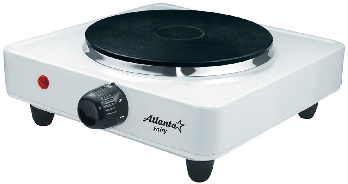 Atlanta ATH-222 электроплитка одноконфорочная