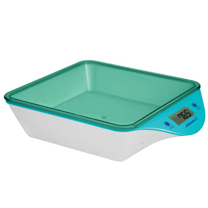 Atlanta ATH-6201, Blue весы кухонные ( ATH-6201 )