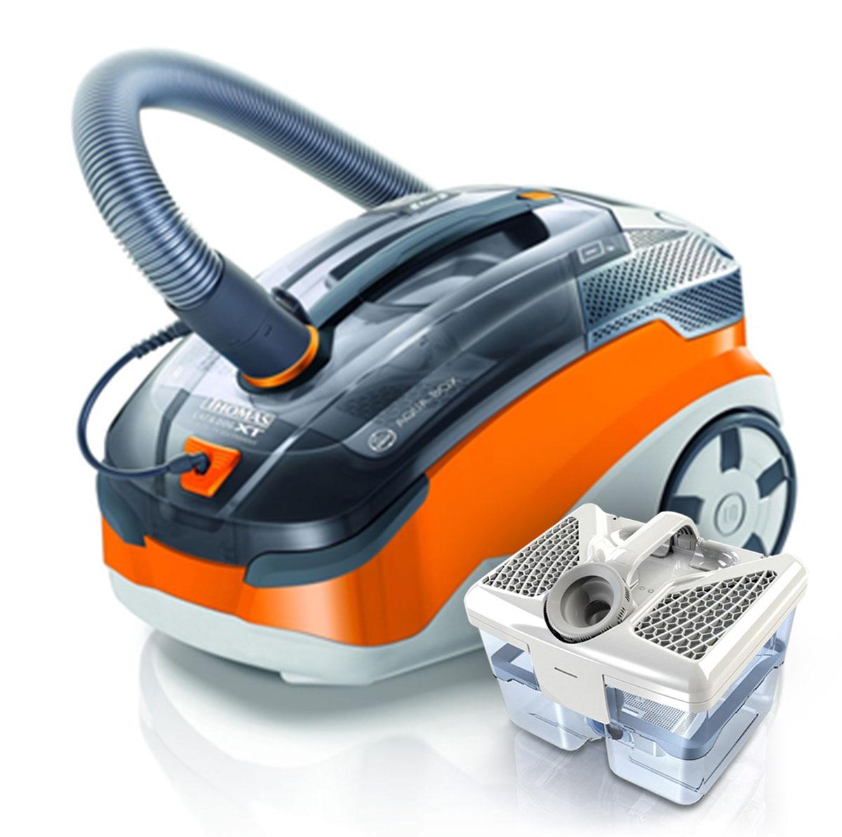 Thomas 788566 Cat & Dog XT, Gray Orange пылесос