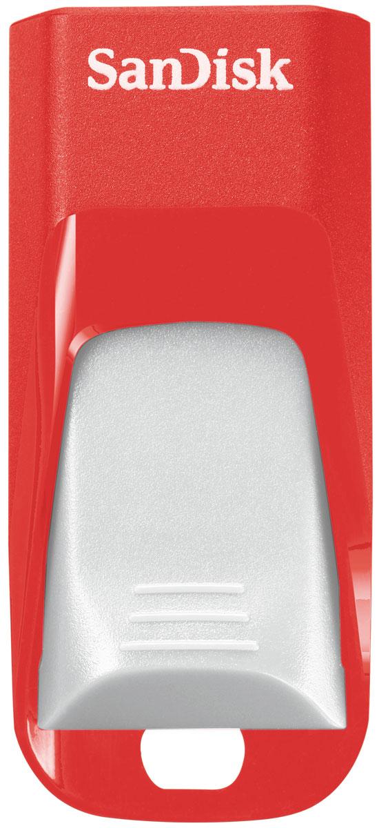 SanDisk Cruzer Edge EURO 2016 Football 64Gb, Red USB-накопитель (SDCZ51-064G-E35RG)SDCZ51-064G-E35RGSanDisk Cruzer Edge EURO 2016 Football - это удобный и стильный USB флеш-накопитель, в котором современный дизайн сочетается с высокой вместительностью. USB-накопитель выпускается емкостью до 64 ГБ - на нем достаточно места для хранения любимых фотографий, музыки, видео и других личных данных. Удобный выдвижной разъем USB обеспечивает дополнительную защиту: USB флеш-накопители SanDisk Cruzer Edge EURO 2016 Football отличаются современным дизайном, занимают мало места и легко помещаются в карман. Этот накопитель отличается выдвижным разъемом USB, который обеспечивает дополнительную защиту на время, пока накопитель не используется. Простое и быстрое резервное копирование файлов с помощью мыши: Перенести файлы на USB флеш-накопитель Cruzer Edge EURO 2016 Football очень легко: просто подключите накопитель к порту USB и перенесите файлы в нужную папку. Не требуется установка дополнительных драйверов или программного обеспечения. Можно сразу...