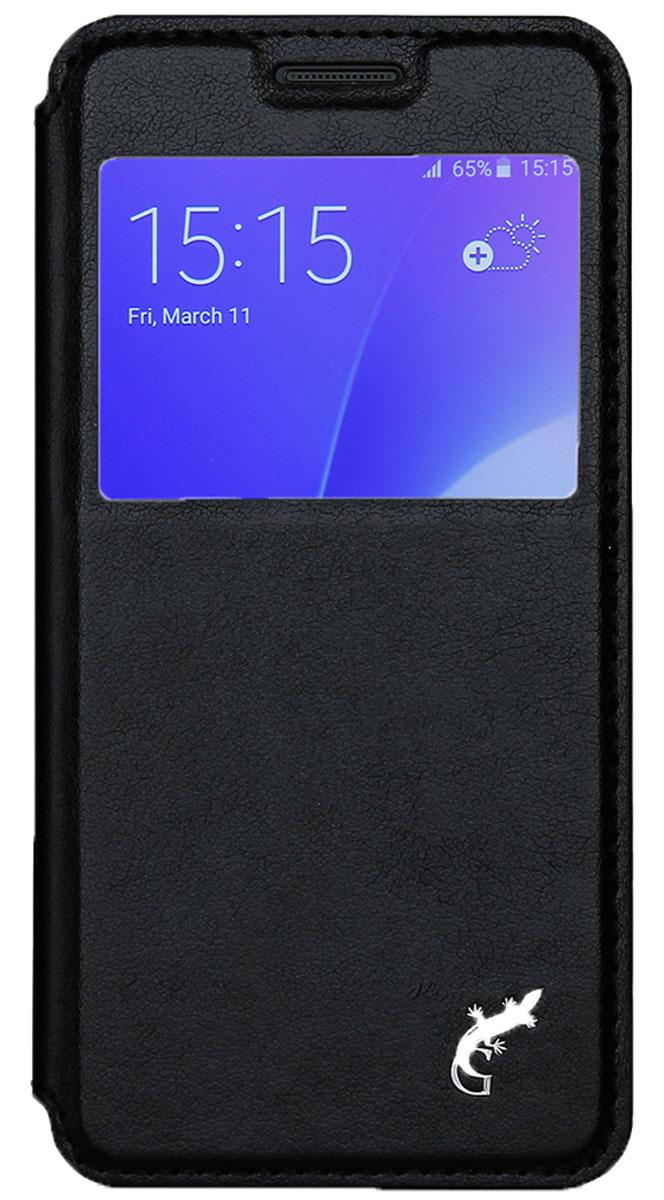 G-case Slim Premium чехол для Samsung Galaxy A3 (2016), BlackGG-676Чехол G-Case Slim Premium для Samsung Galaxy A3 (2016) - это стильный и лаконичный аксессуар, позволяющий сохранить устройство в идеальном состоянии. Надежно удерживая технику, обложка защищает корпус и дисплей от появления царапин, налипания пыли. Имеет свободный доступ ко всем разъемам устройства.
