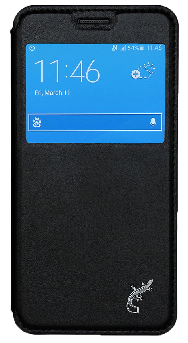 G-case Slim Premium чехол для Samsung Galaxy A5 (2016), BlackGG-677Чехол G-Case Slim Premium для Samsung Galaxy A5 (2016) - это стильный и лаконичный аксессуар, позволяющий сохранить устройство в идеальном состоянии. Надежно удерживая технику, обложка защищает корпус и дисплей от появления царапин, налипания пыли. Имеет свободный доступ ко всем разъемам устройства.