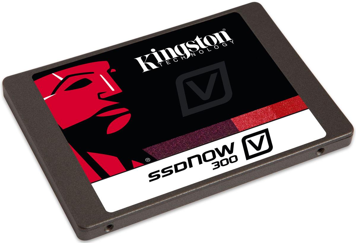 Kingston V300 120 GB SSD-накопительSV300S3N7A/120GТвердотельные накопители V300 компании Kingston - это эффективный по стоимости способ модернизации компьютера.Они в 10 раз быстрее жестких дисков, а также более надежны, выносливы и ударопрочны.Накопители имеют контроллер LSI SandForce, настроенный специально для Kingston, производятся из лучших компонентов своего класса и поставляются в комплектах со всем необходимым для удобного перехода на новую технологию.Кроме того, они имеют трехлетнюю гарантию, бесплатную техническую поддержку и отличаются легендарной надежностью Kingston. Различные варианты емкости - соответствуют любым нагрузкам Твердотельный накопитель не содержит движущихся частей, поэтому вероятность его отказа меньше, чем у жесткого диска Удобство использования - различные комплекты включают в себя все необходимые компоненты для простоты установки Трехлетняя гарантия, бесплатная техническая поддержка и легендарная надежность Kingston Вибрация при работе: 2,17G (пиковая)...
