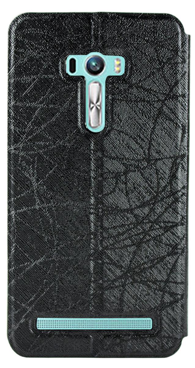 IT Baggage Flip Cover чехол для Asus ZenFone Selfie ZD551KL, BlackITASZD551KL-1IT Baggage для Asus ZenFone Selfie ZD551KL - удобный и надежный чехол, который надежно защищает ваше устройство от внешних воздействий, грязи, пыли, брызг. Также чехол поможет при ударах и падениях, смягчая их, и не позволяя образовываться на корпусе царапинам, потертостям. Имеется свободный доступ ко всем разъемам и кнопкам устройства.