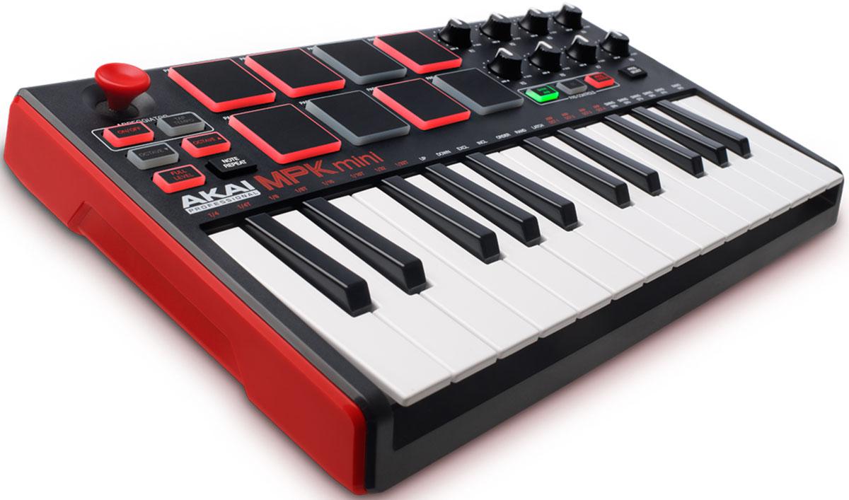 Akai Pro MPK Mini MK2 MIDI-клавиатура