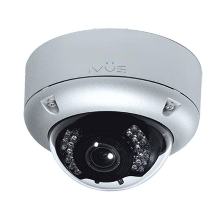 iVue CH9331EXA камера видеонаблюденияCH9331EXAiVue CH9331EXA - это вандалозащищённая всепогодная купольная IP-камера с качественным сенсором от Sony и разрешением 700 TVL. Инфракрасные светодиоды автоматически активируются при наступлении тёмного времени суток, либо при выключении освещения в помещении. Данная технология в видеокамерах позволяет вести видеонаблюдение даже в условиях низкой освещённости и полного отсутствия света. Широкий динамический диапазон (WDR) Это специальная технология в видеокамерах, позволяющая вести съёмку в сложных условиях неравномерного освещения частей изображения, передающая всю яркость объектов и контраст картинки. Инфракрасный фильтр - это цветной фильтр света, блокирующий инфракрасные волны. С его помощью можно получить реальные цвета объекта при видеонаблюдении в тёмное время суток или на слабоосвещенных точках наблюдения, а так же позволяет расширить возможности цветокоррекции. Детектор движения – специальный датчик, отслеживающий...