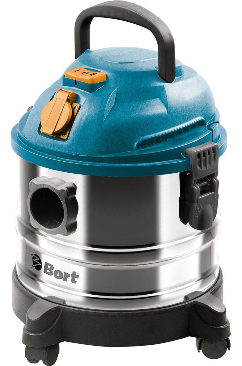 Пылесос промышленный Bort BSS-1015 ( 98297041 )